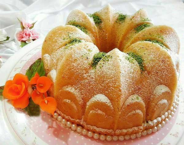 پودر کیک آناناس درنا