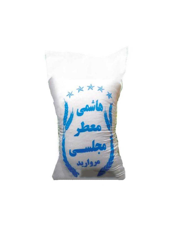 برنج ایرانی هاشمی مروارید 10 کیلویی (درجه 2 )
